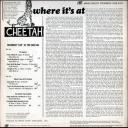 LiVe aT The CheeTah! ( 1967 Audio-fideLiTy CoMP eL Pee baCk )